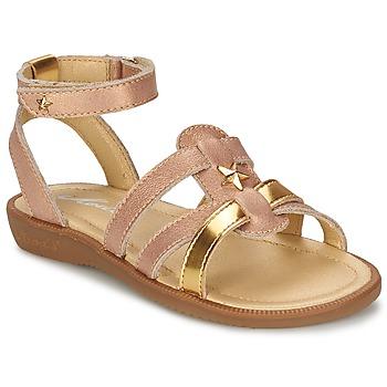Zapatos Niña Sandalias Mod'8 HOPAL Rosa