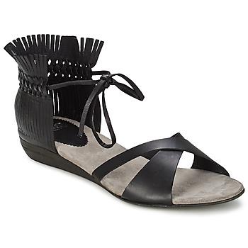 Zapatos Mujer Sandalias Fru.it TRIVENTA Negro