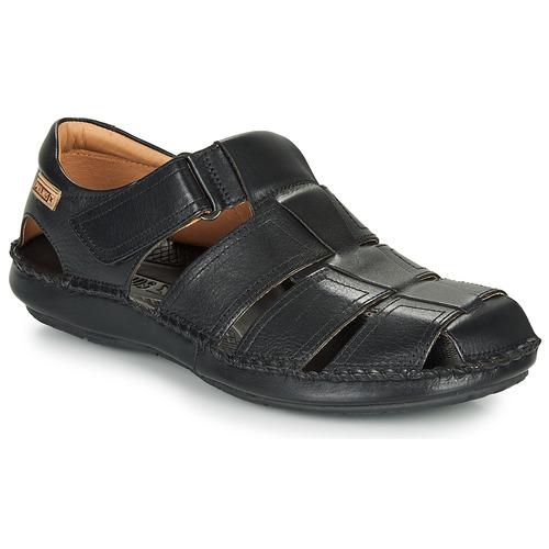 Zapatos especiales para hombres y mujeres Pikolinos TARIFA 06J Negro