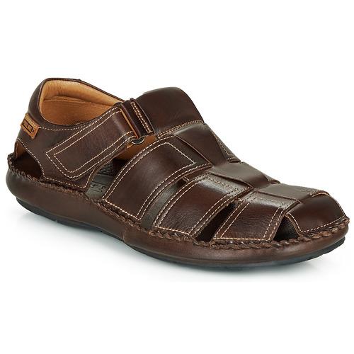 Los últimos zapatos de hombre y mujer Pikolinos TARIFA 06J Marrón - Envío gratis Nueva promoción - Zapatos Sandalias Hombre