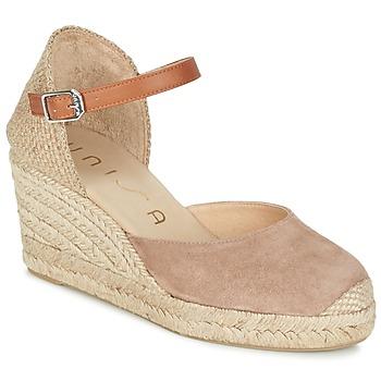 Zapatos Mujer Sandalias Unisa CACERES Beige