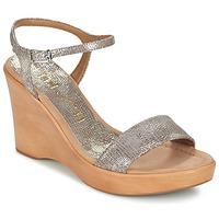 Zapatos Mujer Sandalias Unisa RITA DORADO