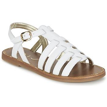 Zapatos Mujer Sandalias Unisa YOLETA Blanco