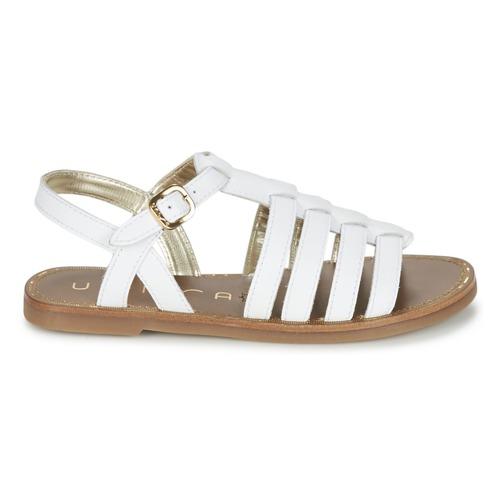 Yoleta Mujer Zapatos Sandalias Unisa Blanco hrQtsdCx