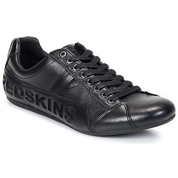 Zapatos Hombre Zapatillas bajas Redskins TONIKO Negro