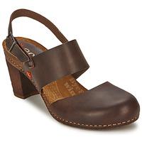 Zapatos Mujer Sandalias Art IMEET Marrón