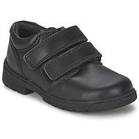 Zapatos Niño Zapatillas bajas Start Rite ROTATE Negro