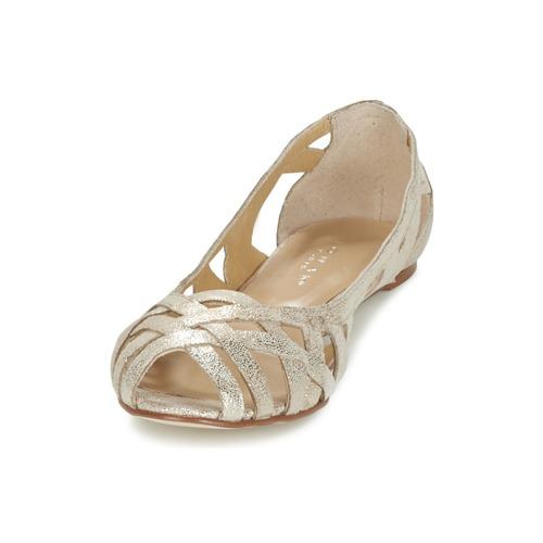 Sandalias Deray Jonak Zapatos Mujer Platino L345ARj