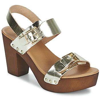 Zapatos Mujer Sandalias Jonak KALY DORADO