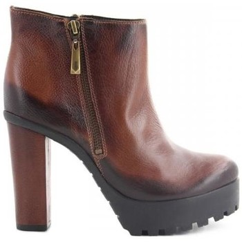 Zapatos Mujer Botines Schutz Botas Marrón
