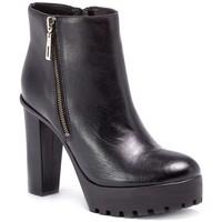 Zapatos Mujer Botines Schutz Botas Negro