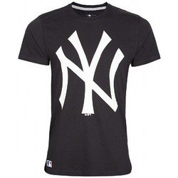 textil Hombre camisetas manga corta New Era MLB New York Yankees tee Azul