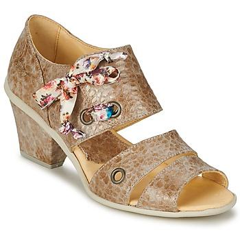 Zapatos Mujer Sandalias Eject LILI Beige