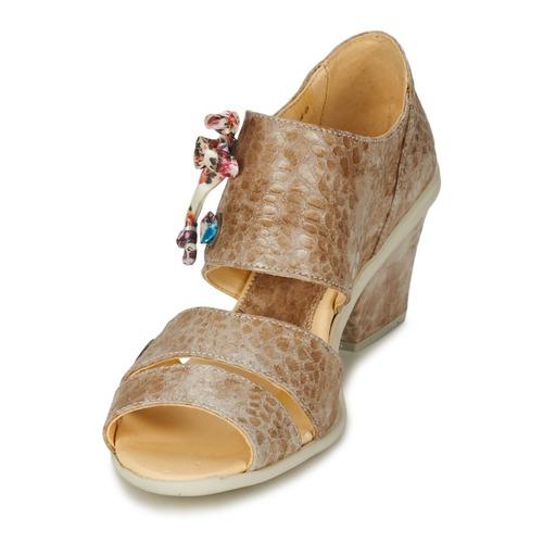Beige Zapatos Sandalias Lili Eject Mujer XuOPiZk