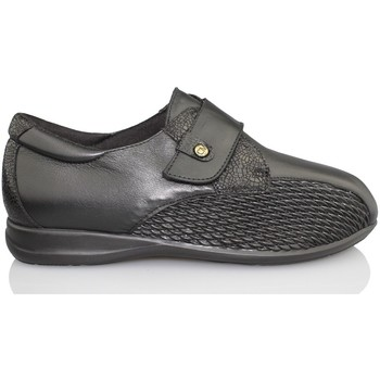 Zapatos Mujer Mocasín Calzamedi S  PALA ELASTICA CM W NEGRO