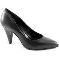 Zapatos Mujer Zapatos de tacón Malù Malù MAL-8200-NE Nero