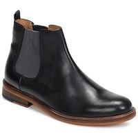 Zapatos Hombre Botas de caña baja Ben Sherman DEON CHELSEA BOOT Negro