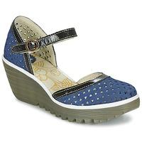 Zapatos Mujer Zapatos de tacón Fly London YUDE646FLY Azul