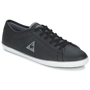 Zapatos Hombre Zapatillas bajas Le Coq Sportif SLIMSET S Negro