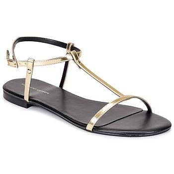 Zapatos Mujer Sandalias KG by Kurt Geiger MATCH Oro