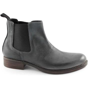 Zapatos Hombre Botas de caña baja J.p. David JPD-8055-1-AN Grigio