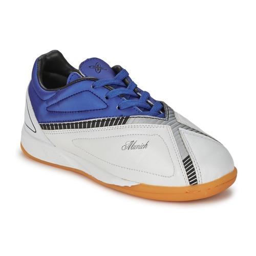Zapatos Niña Fútbol Munich Sports FLOW KID Azul