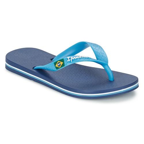 Zapatos Niños Chanclas Ipanema CLASSICA BRASIL II Azul