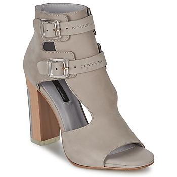 Zapatos Mujer Sandalias Miista ELIZABETH Gris