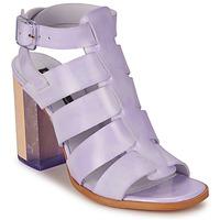 Zapatos Mujer Sandalias Miista ISABELLA Lavanda