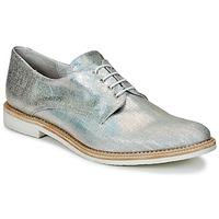 Zapatos Mujer Derbie Miista ZOE Plateado / Scintillant