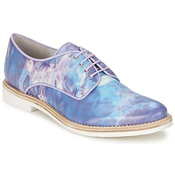 Zapatos Mujer Derbie Miista ZOE Azul