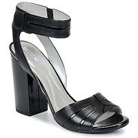 Zapatos Mujer Sandalias Geox NOLINA Negro