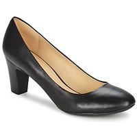 Zapatos Mujer Zapatos de tacón Geox MARIELE MID Negro