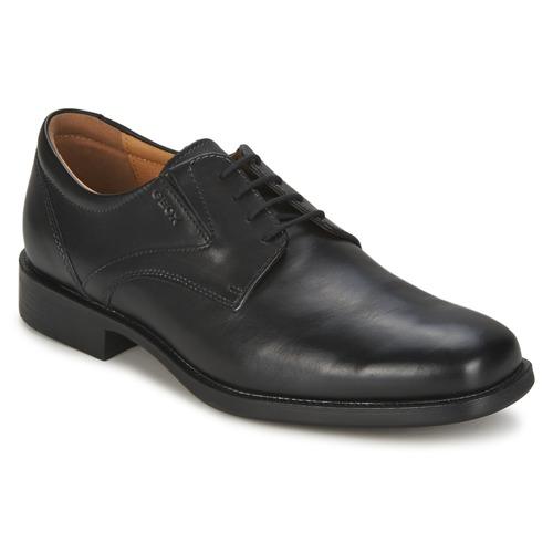 Zapatos especiales para hombres y mujeres Geox FEDERICO Negro