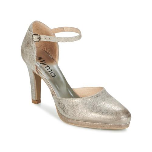 Zapatos Mujer Sandalias Myma LUBBO Metal