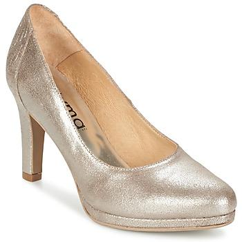 Zapatos Mujer Zapatos de tacón Myma DIEPRA Plateado