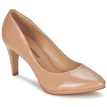Zapatos Mujer Zapatos de tacón Buffalo PIKKIMA Nude