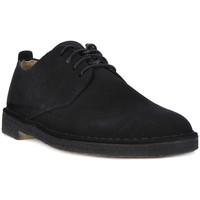 Zapatos Hombre Richelieu Clarks DESERT LONDON BLACK Nero