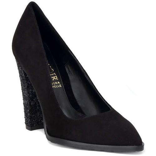 Zapatos Mujer Zapatos de tacón Café Noir CAFE NOIR  DECOLTE NERO    104,1