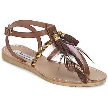 Zapatos Mujer Sandalias Coolway MELROSE Marrón