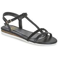 Zapatos Mujer Sandalias Xti I Negro