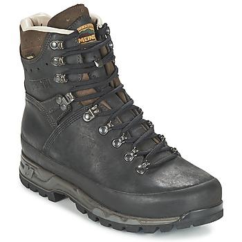 Zapatos Hombre Senderismo Meindl ISLAND MFS ACTIVE Negro / Marrón