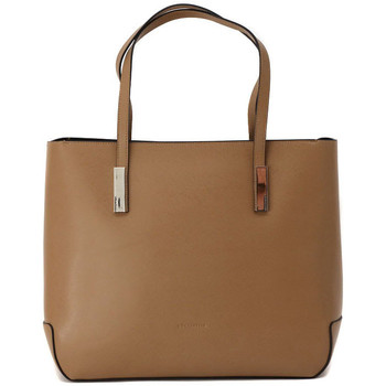 Bolsos Mujer Bolso shopping Coccinelle BESS CAMEL Multicolore