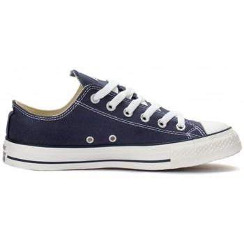 Zapatos Mujer Zapatillas bajas Converse All Star Basse Marine Bleu