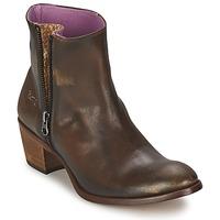 Zapatos Mujer Botas de caña baja BKR NELA SMOKY