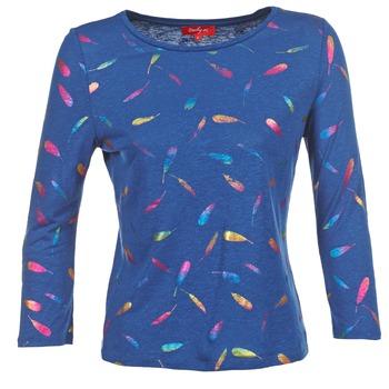 textil Mujer Camisetas manga larga Derhy GALOPIN Marino