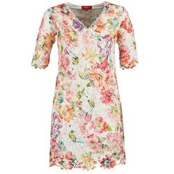 textil Mujer vestidos cortos Derhy EBULLITION Crudo
