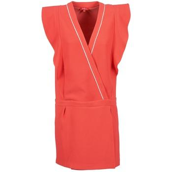 textil Mujer vestidos cortos Derhy TAIN Coral