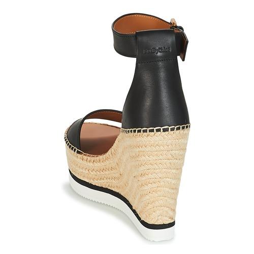 Descuento de la marca Zapatos especiales See by Chloé SB26152 Negro / Blanco