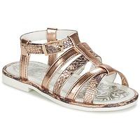 Zapatos Niña Sandalias Primigi LUZ Bronce